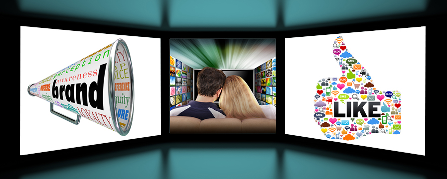 public relations video production screens