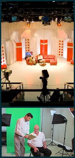 Miami Florida marketing video production company green screen shoot