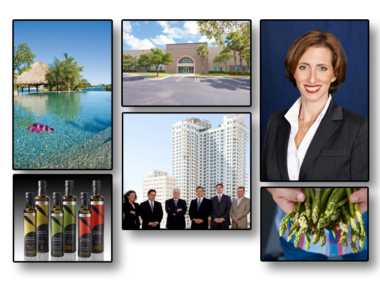 Miami and Orlando corporate commercial photography montage