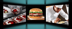 Restaurant, dining, Food Industry video production services Miami, Florida, Orlando, Fort Lauderdale