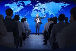 Miami corporate video production Company Services of Speaker