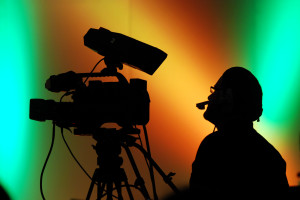 Video Production camera man