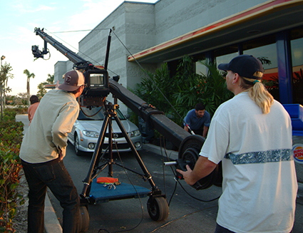 Camera Jib Video Production in Miami Florida