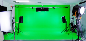 green screen video production in Florida