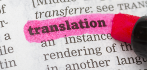 what you need to know to have your video translated