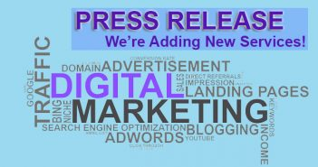 Press release digital marketing services seo Miami