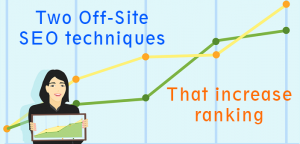 seo off-site increase website ranking