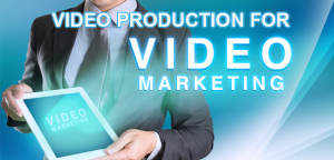 Marketing advertising video production