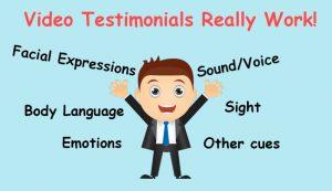 testimonial videos really work