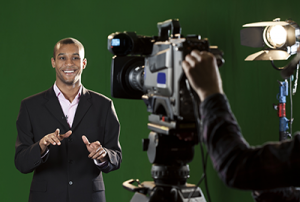 actor spokesperson in video production in Miami