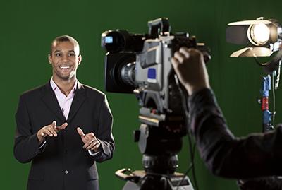actor spokesperson in video production in Miami