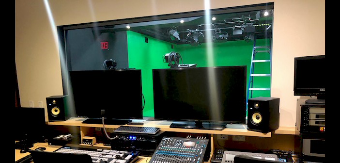 Video Production Studio Design and Build Services