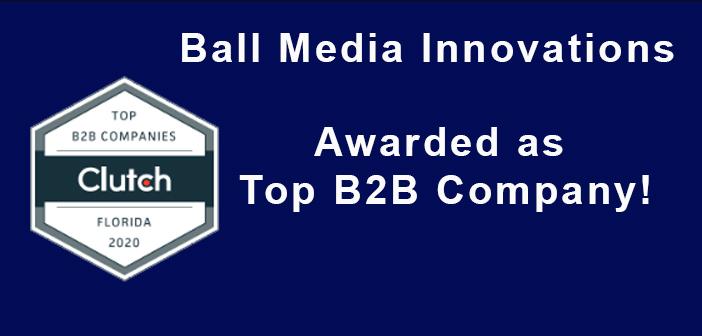 top video production company award