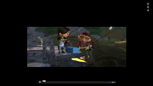 Animated Film Subtitles Spanish