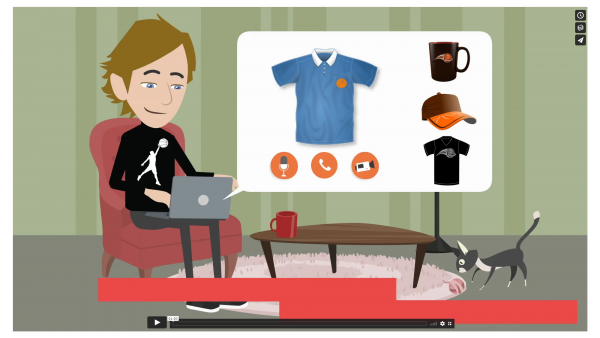 Animated Video Sample - Bespoke