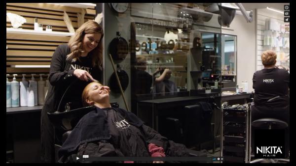 Nikita Hair Editing Demo