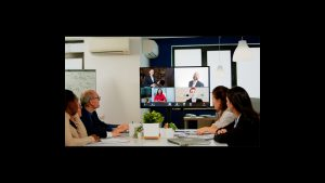 Virtual Meeting Management Services Header