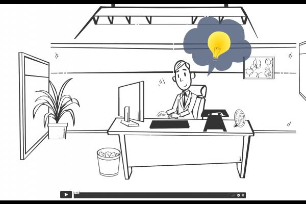 Whiteboard Animated Explainer Video - Ball Media