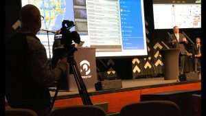 Conference convention speaker video production company