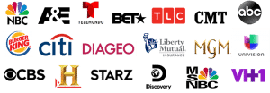 Logos for dubbing and subtitles company services 3