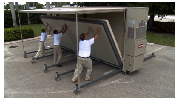 Manufacturing Marketing Video - FORTS