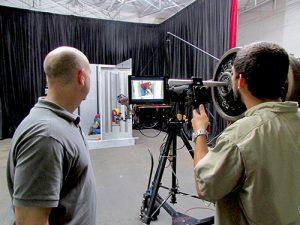 elevator manufacturer video production