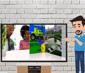live action with animation for explainer videos