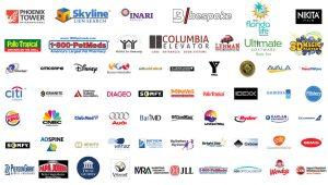 BOCA RATON video production companies services logos