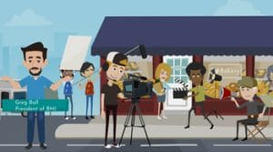 Best Miami video production services animation