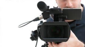 Hollywood Florida video production companies services button