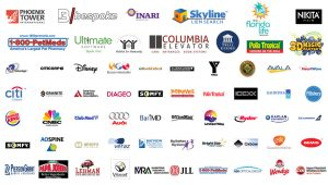 Miami video production logos