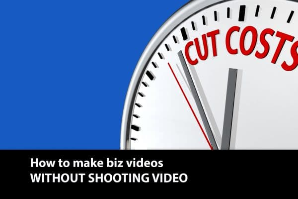 how to make videos without shooting footage