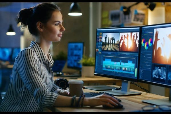 Professional video editing companies